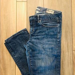 Straight Leg Blue Jean